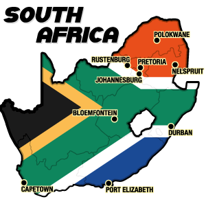 The Republic of SouthAfrica South African Music and Art