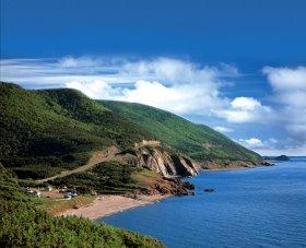Cape Breton Island The Acadian Miracle English Speaking