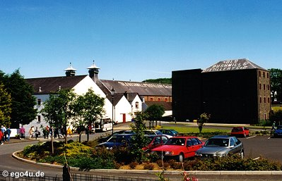 Picture of the Bushmills Distillery