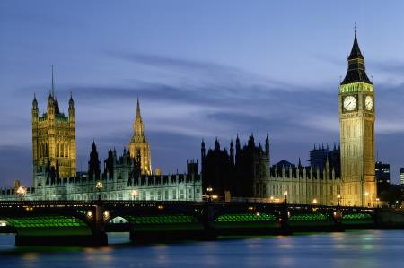 photo of the Houses of Parliament
