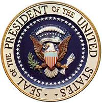 Photo of the Presidential Seal